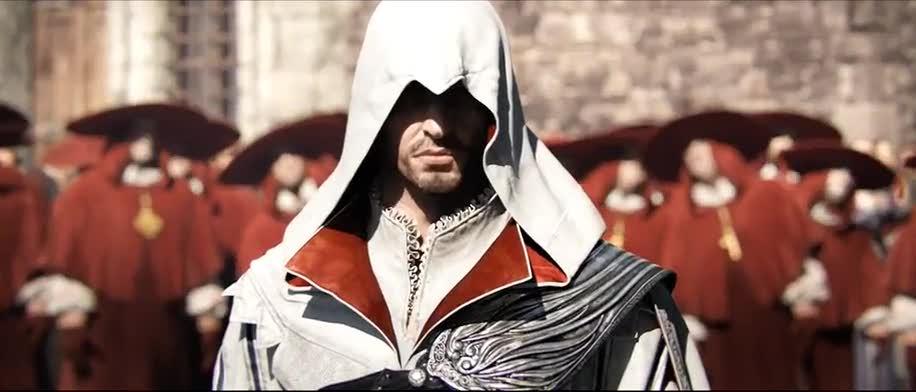 Assassin's Creed, Assassins Creed, Assassin's Creed: Brotherhood