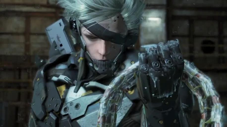 Metal Gear Solid, Metal Gear Rising: Revengeance