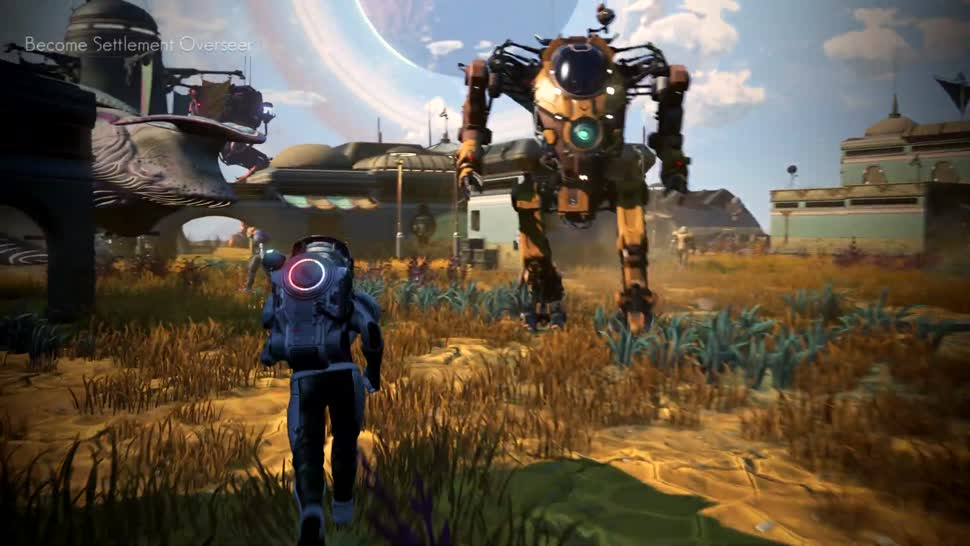 Trailer, Update, Simulation, No Man's Sky, Hello Games, Frontiers