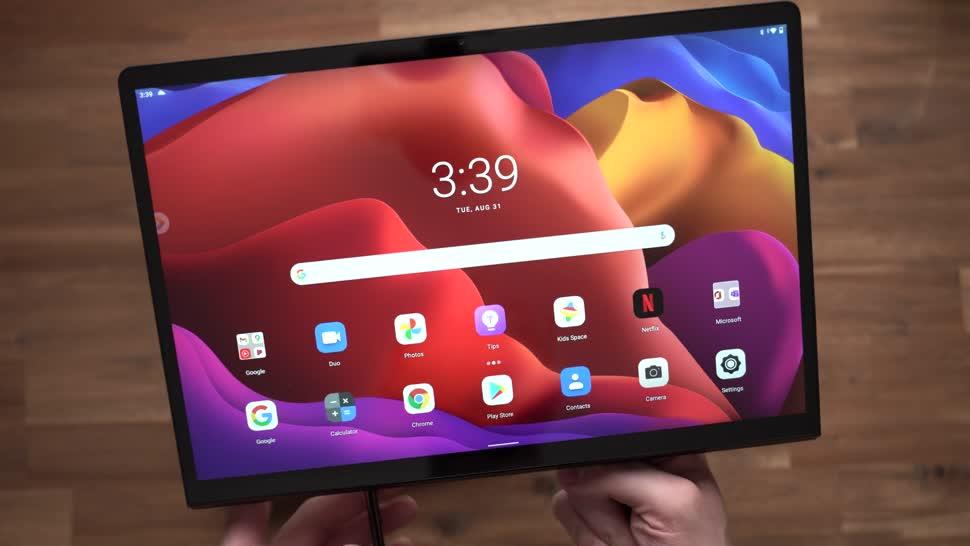 Android, Tablet, Lenovo, Andrzej Tokarski, Tabletblog, Unboxing, Yoga, Lenovo Yoga, Lenovo Yoga Tab, Lenovo Yoga Tab 13, Yoga Tab 13