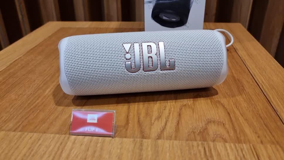 Hands-On, Hands on, Lautsprecher, NewGadgets, Johannes Knapp, speaker, JBL, JBL Flip 6, JBL Flip