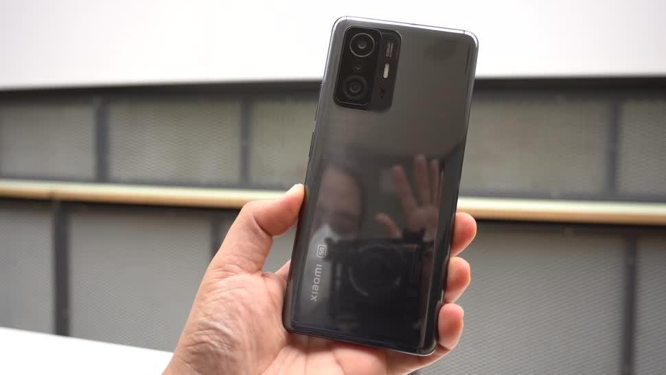 Smartphone, Android, Xiaomi, Hands-On, Hands on, NewGadgets, Android 11, Johannes Knapp, Xiaomi 11T Pro, Xiaomi 11T