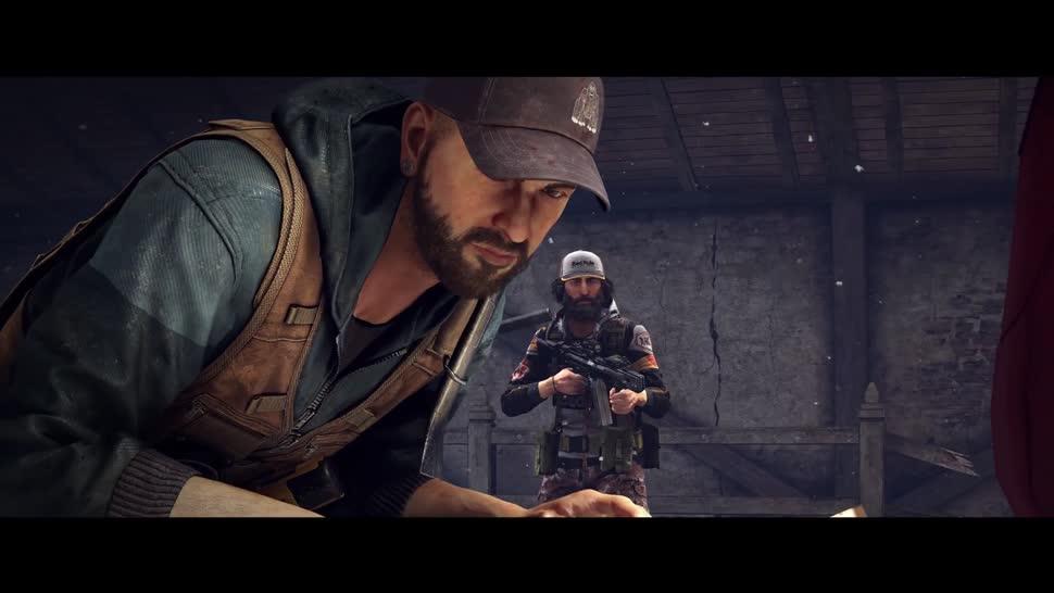 Trailer, Shooter, Online-Spiele, Zombies, World War Z, Saber Interactive, World War Z: Aftermath