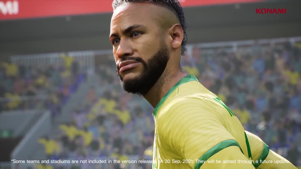Trailer, Fußball, Simulation, Konami, PES, Pro Evolution Soccer, Sportspiel, eFootball, eFootball 2022