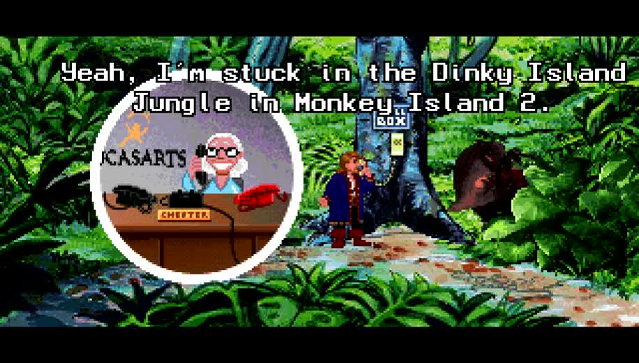 Adventure, Monkey Island