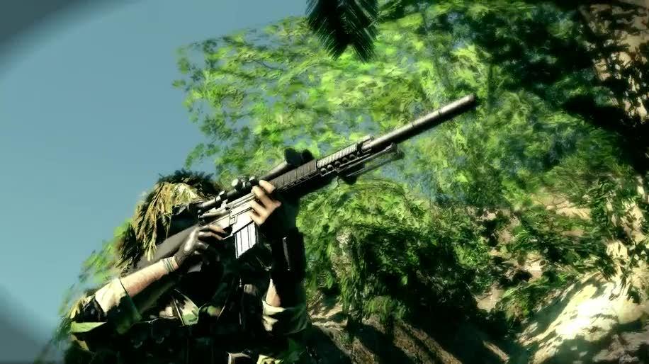 Shooter, Sniper, Ghost Warrior