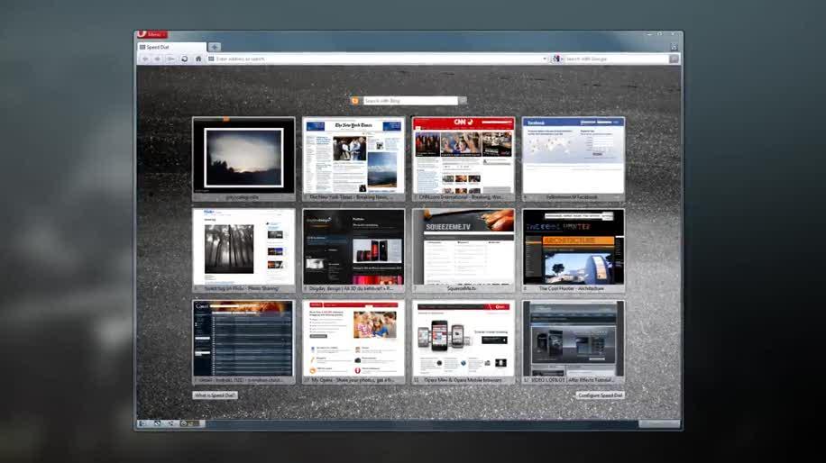 Browser, Opera