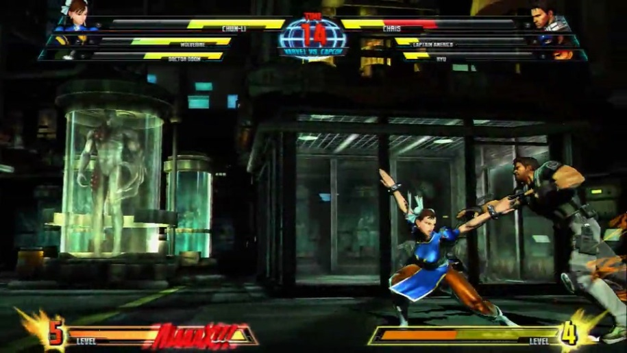 Trailer, Capcom, Marvel, Marvel vs. Capcom 3, Fate of Two Worlds