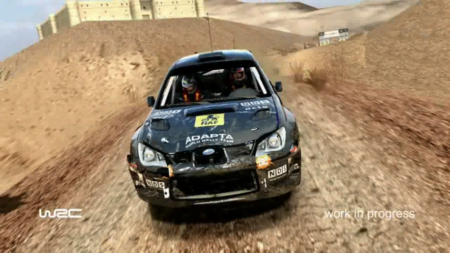Gameplay, WRC, Rally, FIA, FIA World Rally Championship