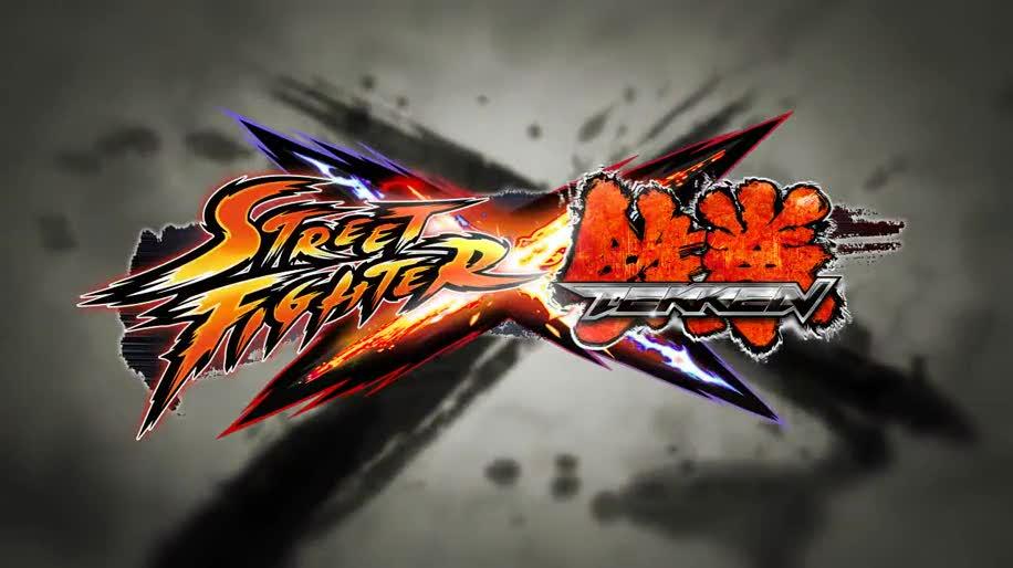 Trailer, Street Fighter X Tekken, Street Fighter, Tekken