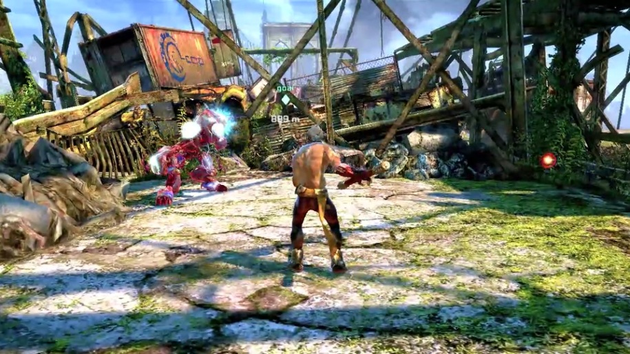 Gameplay, Comic-Con, Enslaved, Odyssey to the West