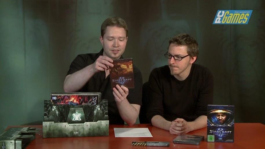 Blizzard, Starcraft, Unboxing, Starcraft 2, Special Edition