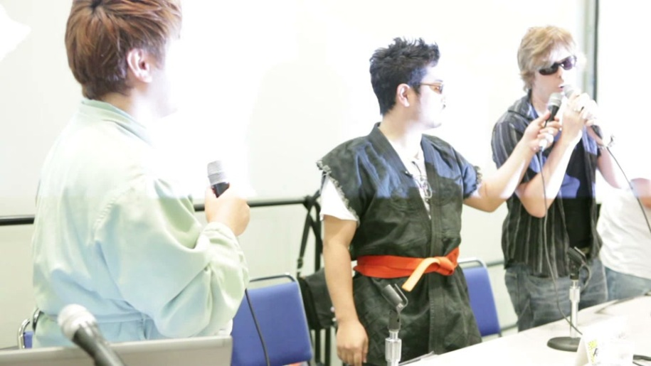 Comic-Con, Street Fighter X Tekken, Street Fighter, Tekken