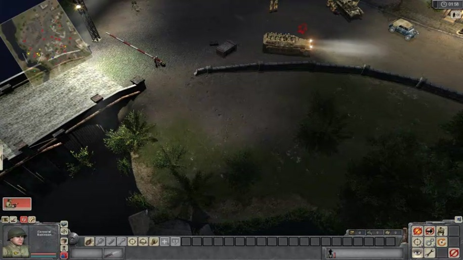 Gameplay, Strategie, Men of War, Arsenal