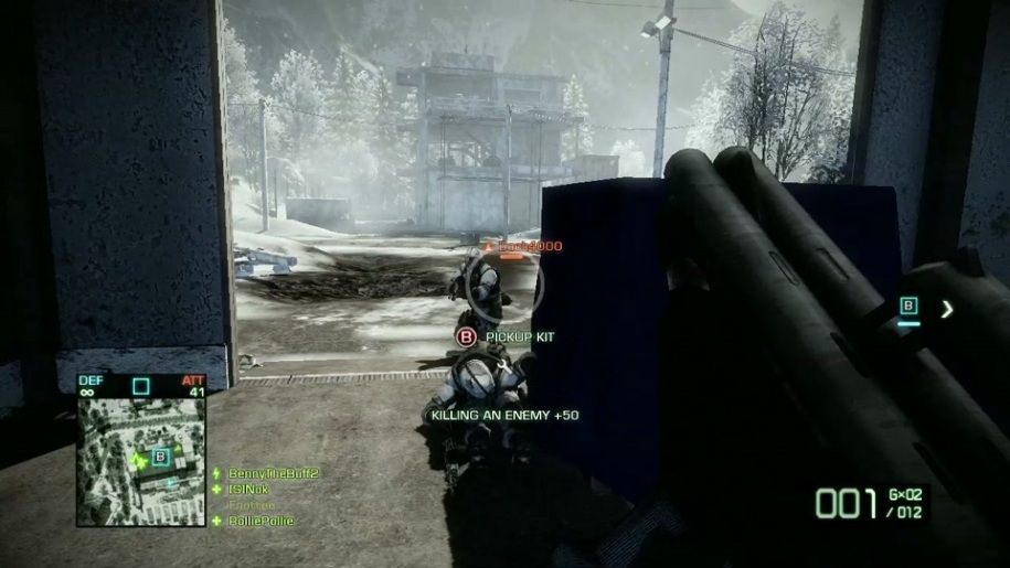 Electronic Arts, Multiplayer, Battlefield, Dice, Bad Company 2, Map-Pack