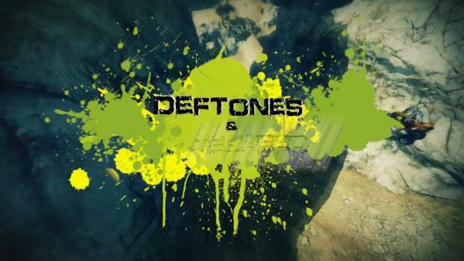 Trailer, Rennspiel, Soundtrack, Quad, Nail'd, Deftones
