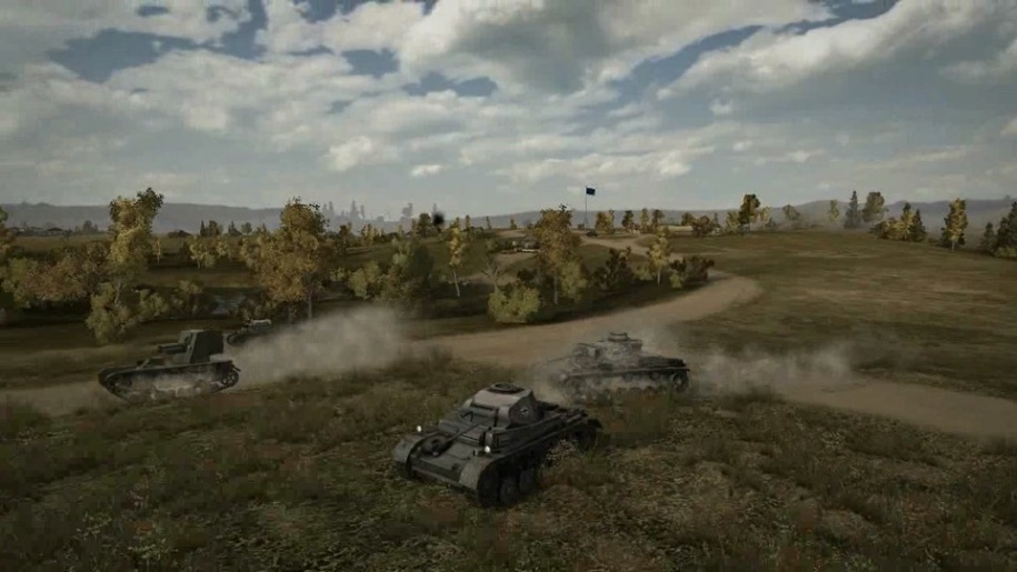 Trailer, World of Tanks, Panzer