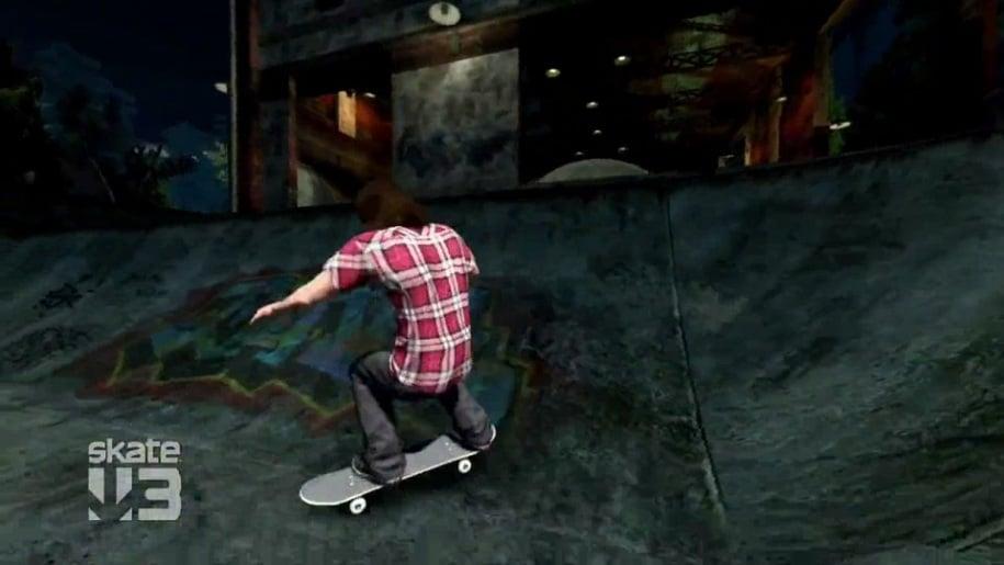 Trailer, Dlc, Skate 3, Afterdark