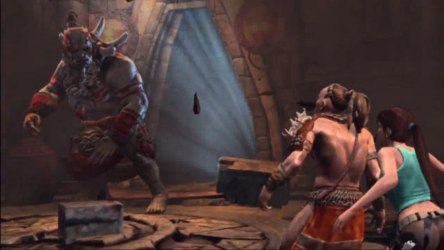 Trailer, Tomb Raider, Lara Croft and the Guardian of Light, Lara Coft, Guardian of Light