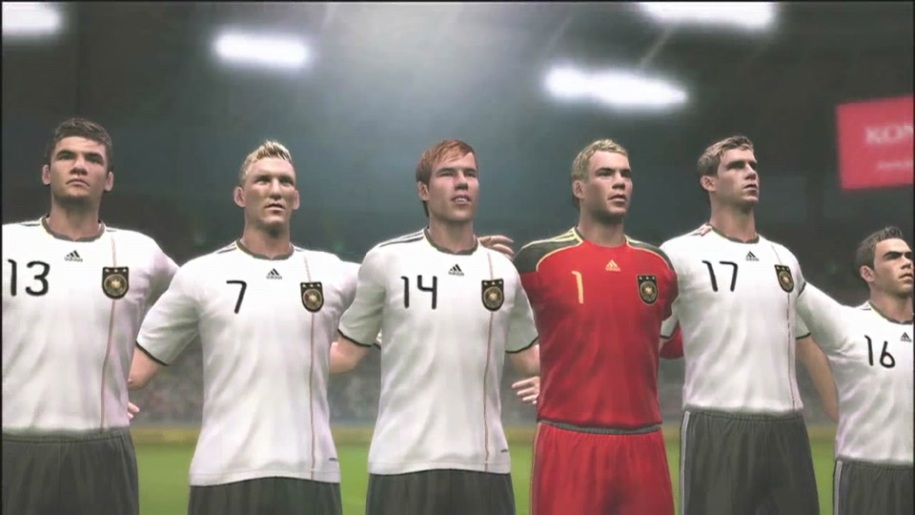 Gameplay, Fußball, PES, Pro Evolution Soccer 2011