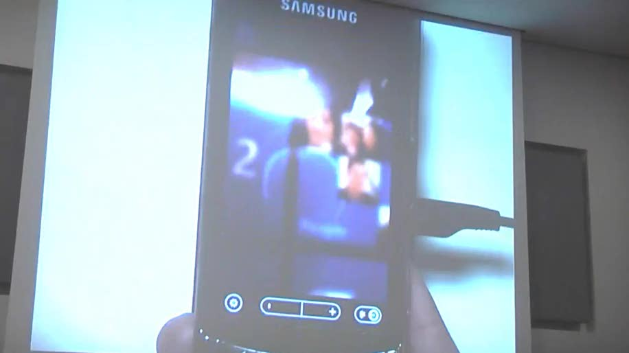 Smartphone, Kamera, Windows Phone 7, Hardware, Button, Schnellzugriff