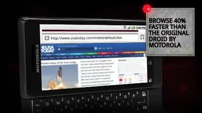 Android, Motorola, Droid, Droid 2