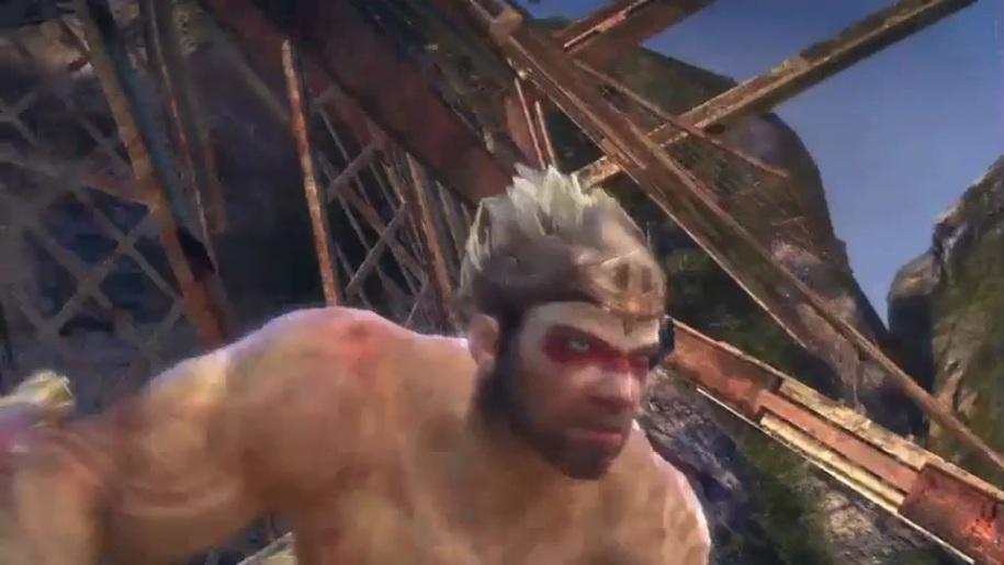Trailer, Gamescom, Enslaved, Odyssey to the West