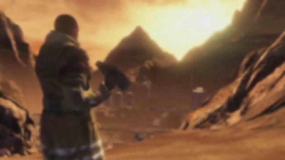 Trailer, Thq, Red Faction, Battlegrounds