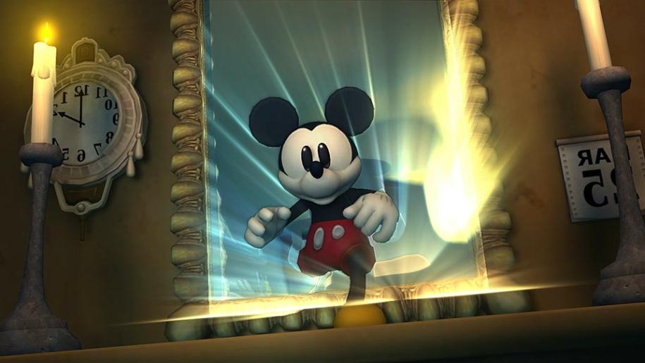 Trailer, Disney, Epic Mickey