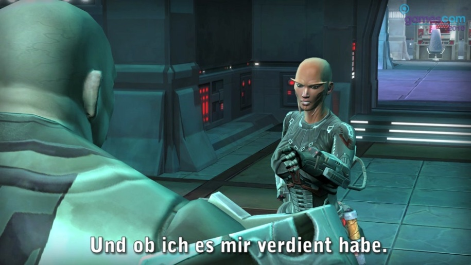 Trailer, Star Wars, The Old Republic