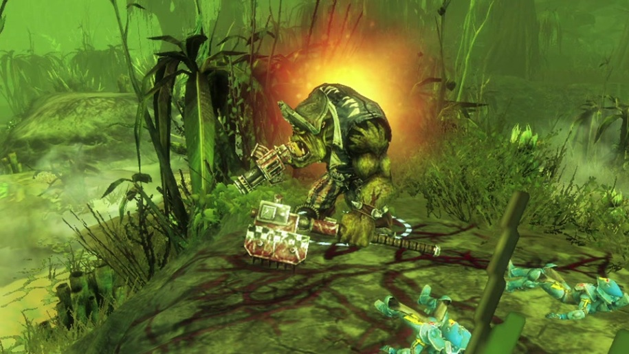Trailer, Warhammer 40k, Retribution, Dawn of War 2