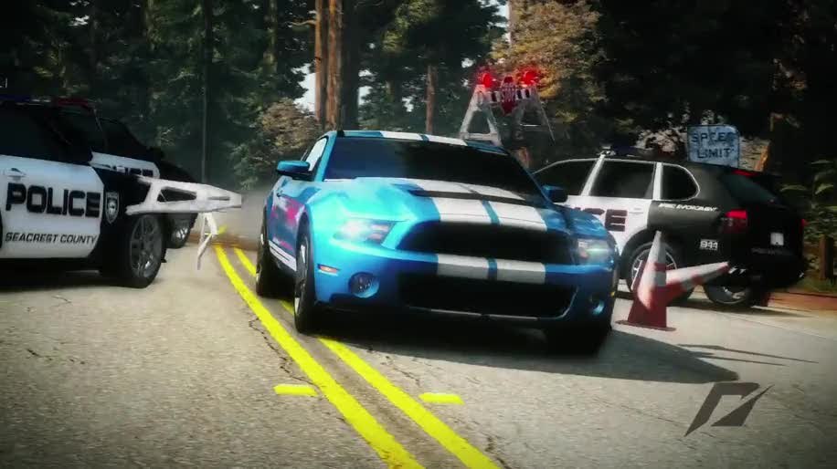 Electronic Arts, Gamescom, Rennspiel, Need for Speed, Hot Pursuit