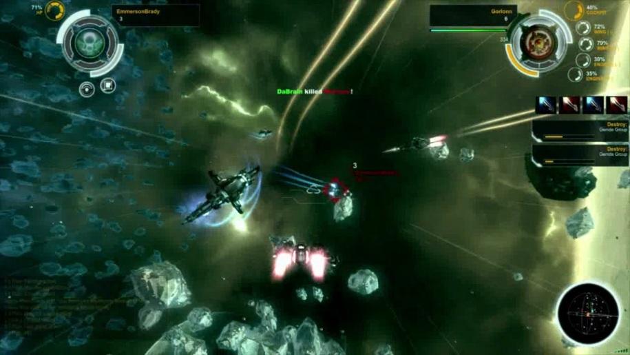 Trailer, Gamescom, Black Prophecy
