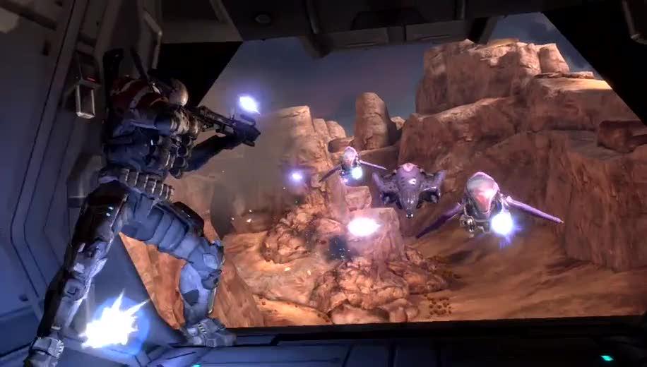 Microsoft, Xbox 360, Gamescom, Halo, Bungie, Reach