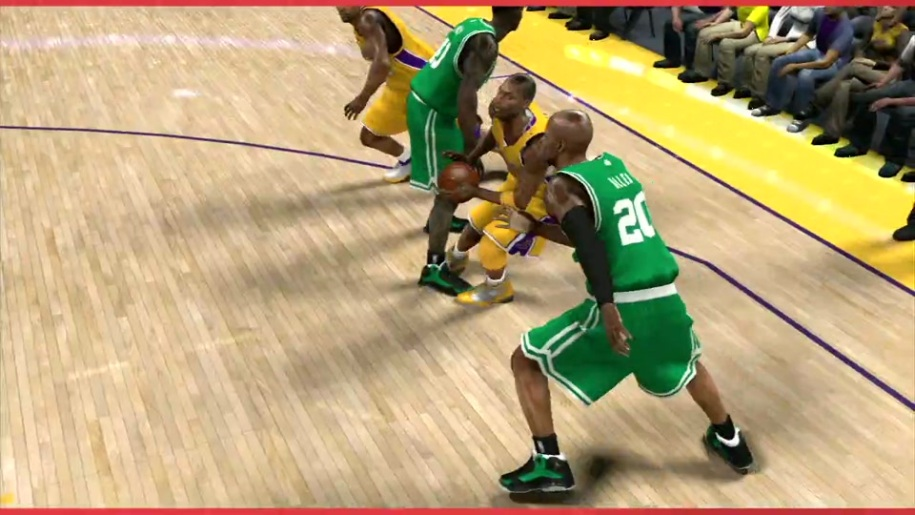 Trailer, Basketball, NBA, 2K Sports, NBA 2K11