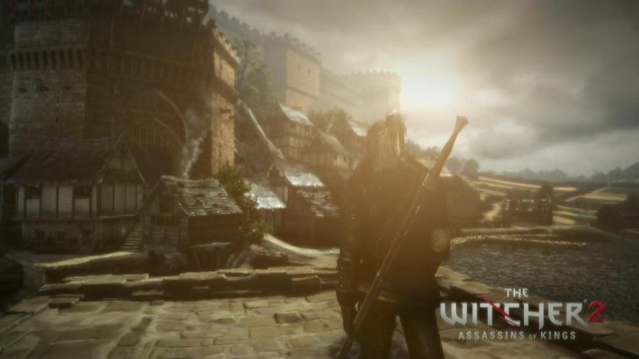 Trailer, Gamescom, The Witcher 2