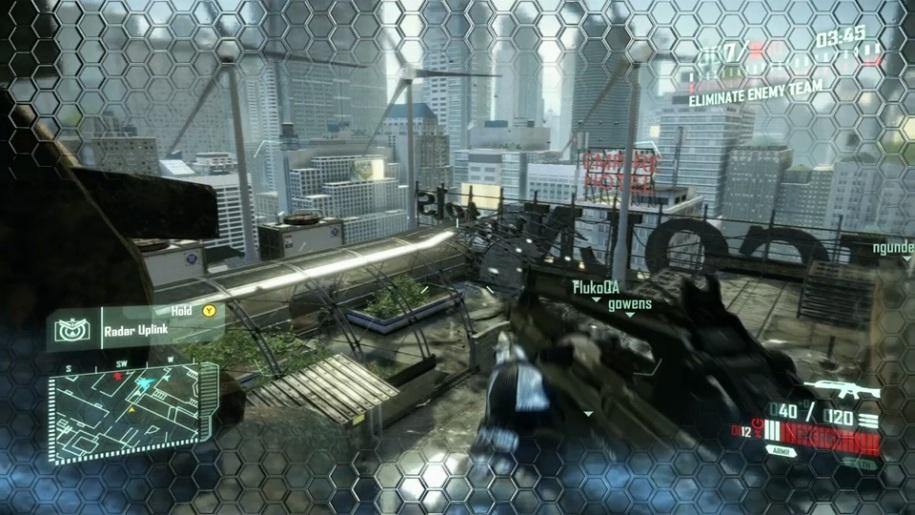 Trailer, Gamescom, Multiplayer, Crytek, Crysis, Crysis 2