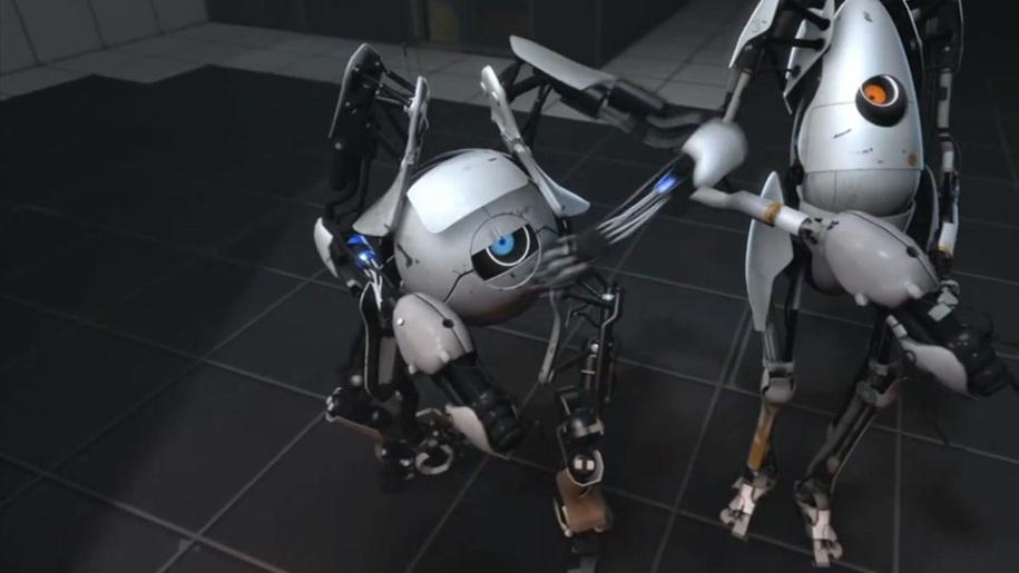 Trailer, Portal 2, Koop