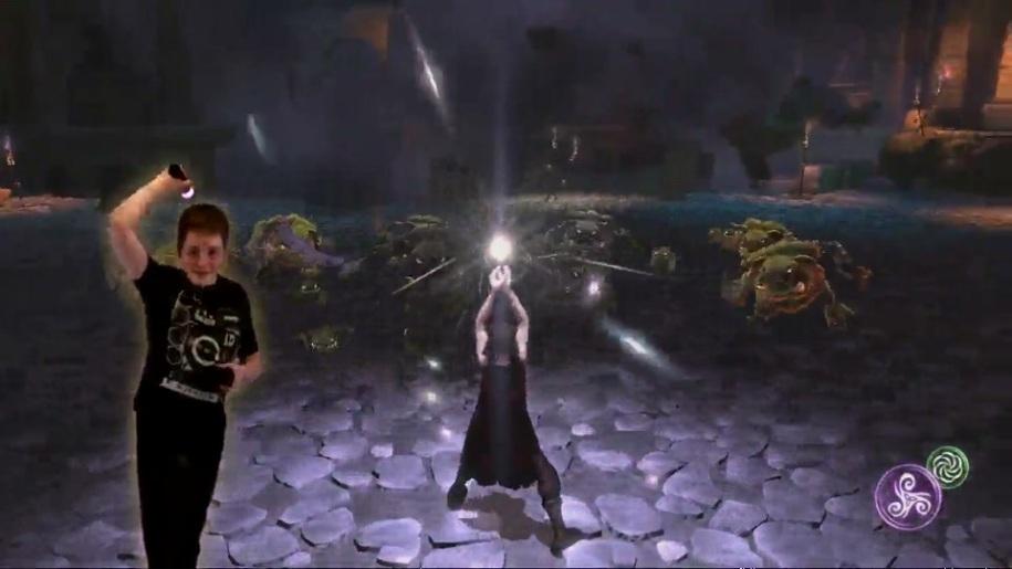Trailer, Gamescom, Sorcery