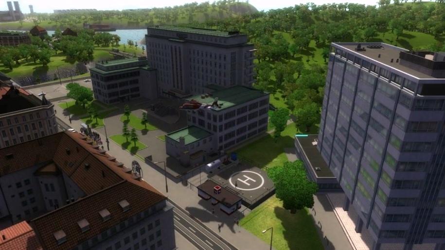 Trailer, Gamescom, Cities in Motion