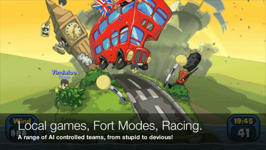 Trailer, Team 17, Worms, Worms Reloaded