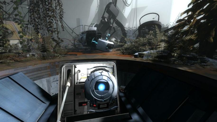 Trailer, Valve, Portal 2, Portal