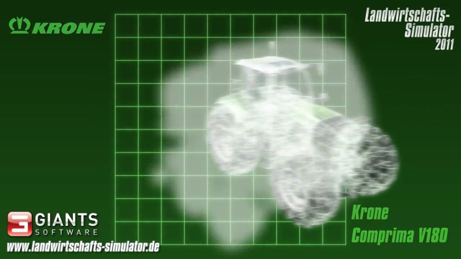 Trailer, Landwirtschaft, Simulator, Landwirtschafts-Simulator 2011