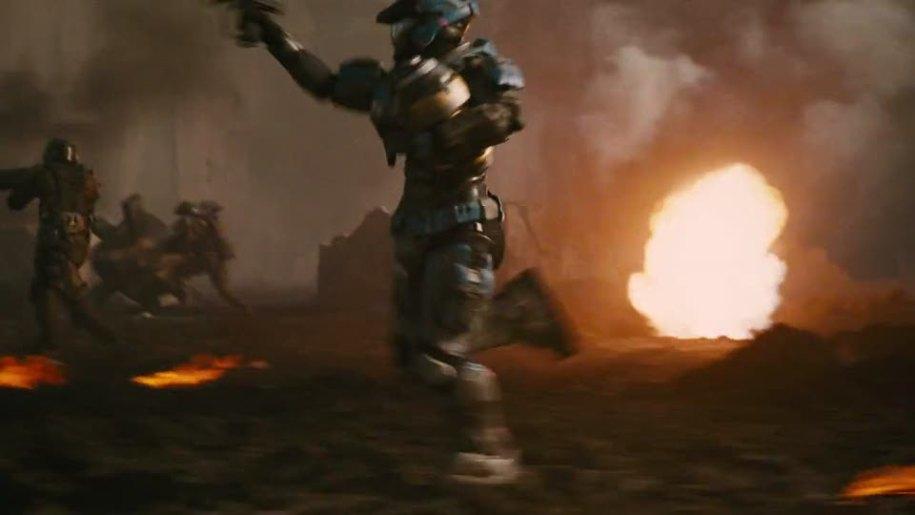Microsoft, Trailer, Xbox 360, Halo, Bungie, Reach