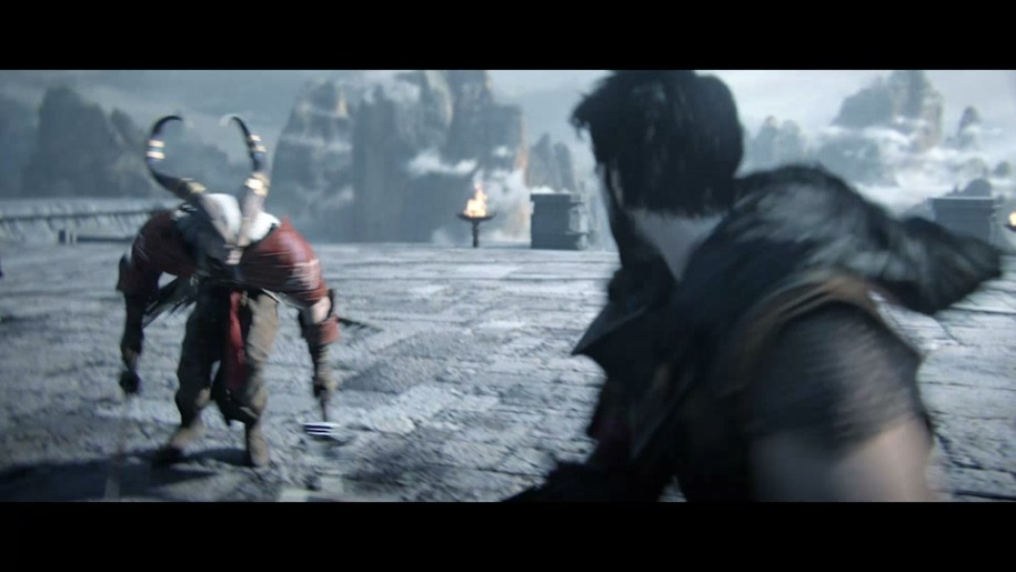 Trailer, Electronic Arts, Dragon Age, Dragon Age 2