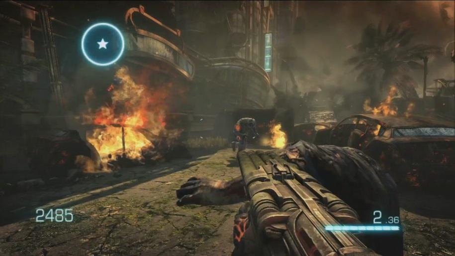 Trailer, Gameplay, Bulletstorm