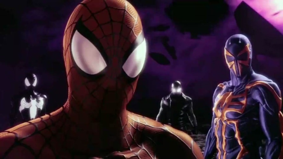 Trailer, Spider-Man, Shattered Dimensions