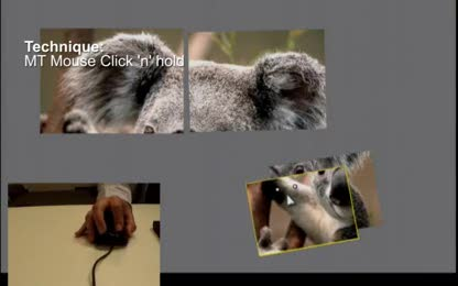 Microsoft, Touch, Microsoft Research, Maus, Multitouch, Research