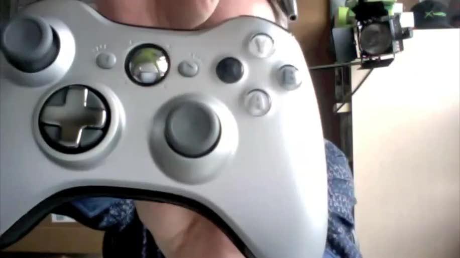 Microsoft, Xbox, Xbox 360, Controller