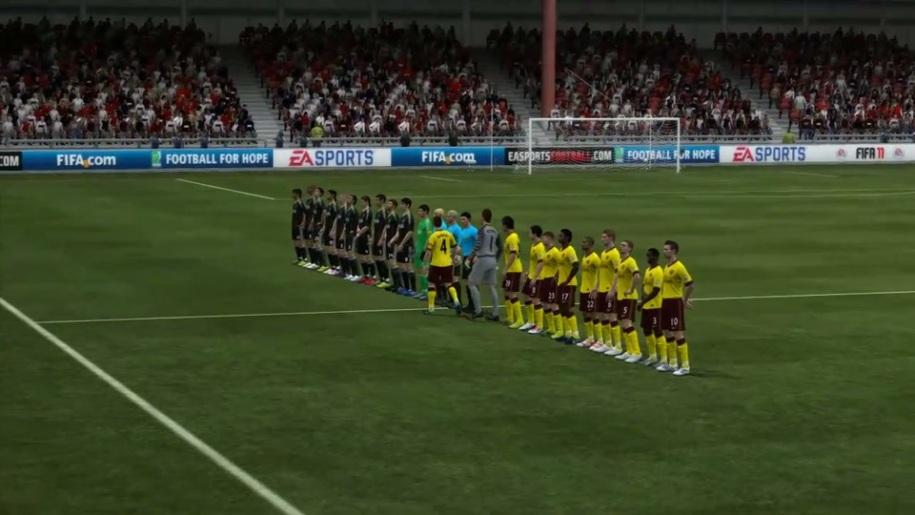 Gameplay, Fußball, EA Sports, Fifa, FIFA 11